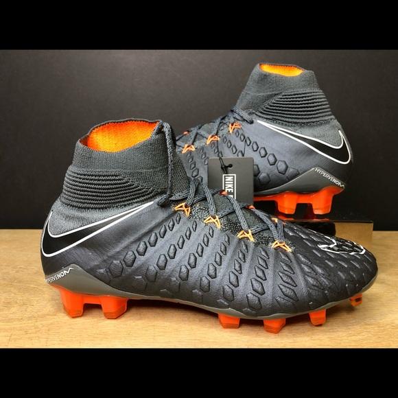 premium selection 7bea7 08a2d Nike Hypervenom Phantom 3 Elite DF FG ACC Soccer NWT